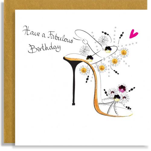 Birthday Shoe