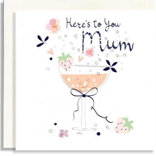 Champagne Mum