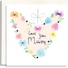 Love Heart Mum