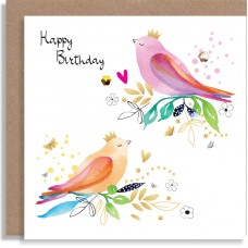 Birthday Birds 1