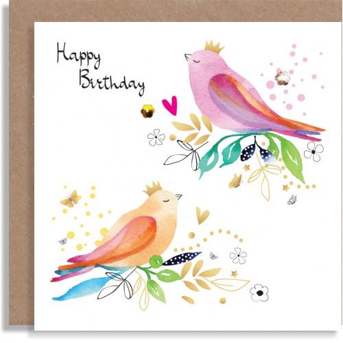 Birthday Birds 1