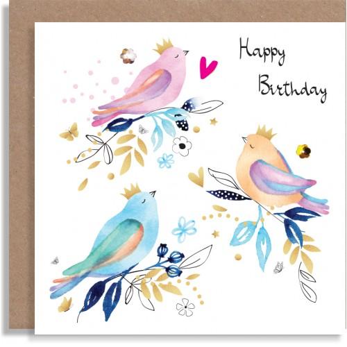 Birthday Birds 2
