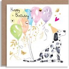 Birthday Dalmatian