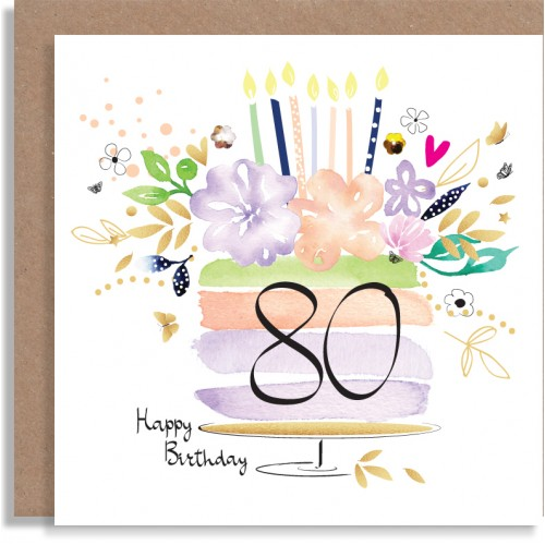 Birthday 80