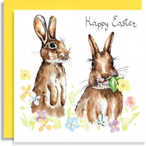 Bunnies Easter