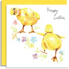 Chicks Easter