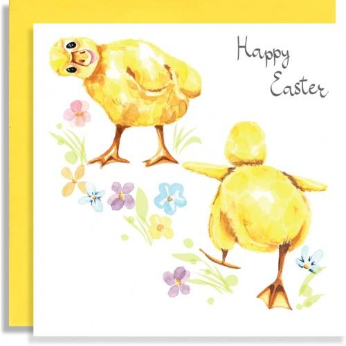 Chicks Easter