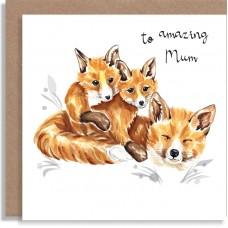 Foxes Mum