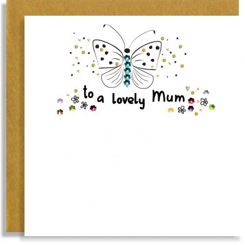 Mum Butterfly