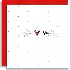 Valentine I Love You