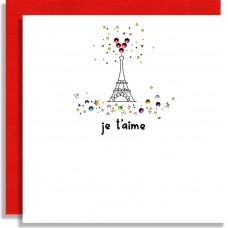 Valentine Eiffel Tower