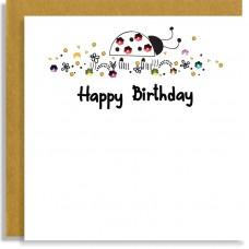 Birthday Ladybird