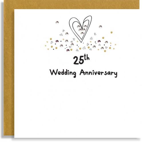 25 Silver Anniversary