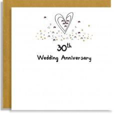 30 Pearl Anniversary