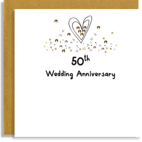 50 Golden Anniversary