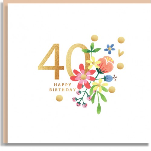 Birthday 40