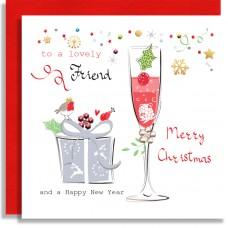 Friend Drink Present